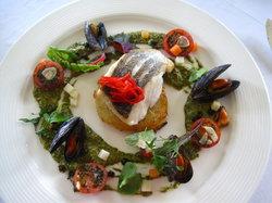 Restaurant at Kinloch Lodge