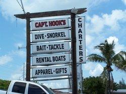 Captain Hook's Marina & Dive Center