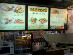 Sabroso Mexican Grill