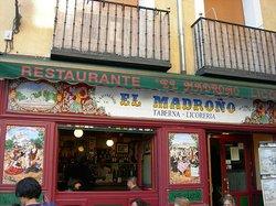 El Madrono