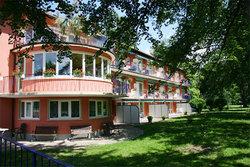 Eden Hotel , Haus am Park