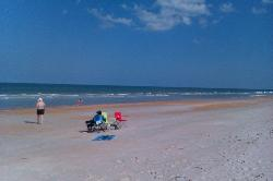 Private Beach (Note:No one around!)