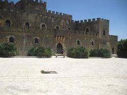Castello Grifeo - Museo della Preistoria del Basso Belice