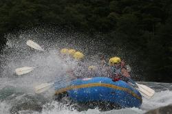 Patagonia Rafting