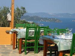 Skiathos Olive Land Restaurant