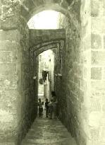 Scorcio della città vecchia