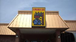 Enjoy a meal or drink in our casual restaurant and lounge... the American Bar & Grill.