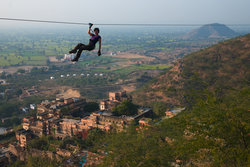 Flying Fox Neemrana