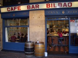 Cafe Bar Bilbao