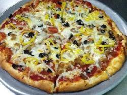 Pizza A La Roma
