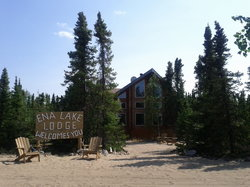 Ena Lake Lodge