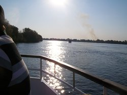 Lady Livingstone Sunset Cruise