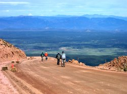 Pikes Peak Bike Tours