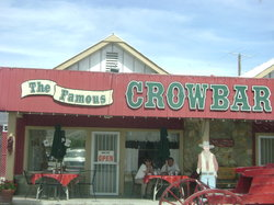 ‪Crowbar Cafe & Saloon‬