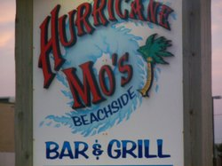 ‪Hurricane Mo's Beachside Bar & Grill‬