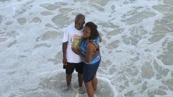 Gulf State Park Pier Beach, June 27, 2011