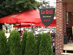 Le Grill Saint George's