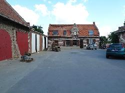 Varlet farm courtyard