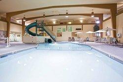 Hotel Pool and Waterslide