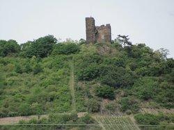 Ruins Burg Furstenberg