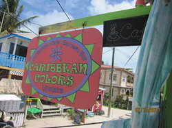 Caribbean Colors Art Cafe