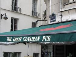 The Great Canadian Pub