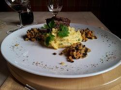 Ante Gastronomie im Landhaus