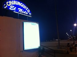Restaurante Chiringuito Nido-Playa
