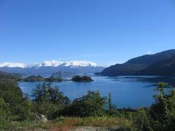 encore le lac toujours magnifique