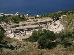 Αρχαίο Ρωμαϊκό Θέατρο - Μήλος