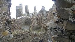 Ruin Castle Inside
