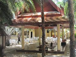 massage area