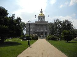 ‪New Hampshire State House‬