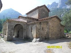 Iglesia de Santa Maria de Lebena