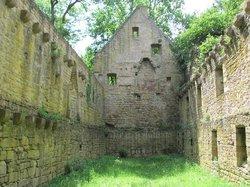 Klosterruine Disibodenberg (Hildegard von Bingen)
