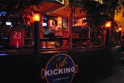 Just Kicking