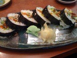 Sushi and Teri