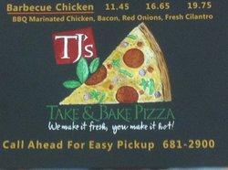 TJ's Take & Bake Pizza Co.