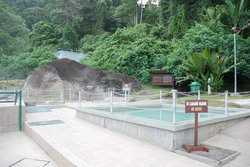 Poring Hot Springs