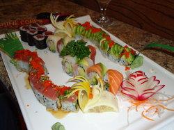 Fancy Sushi