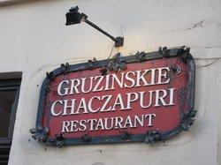 Gruzinskie Chaczapuri - Grodzka