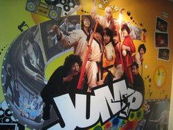 Jump! Comic Martial Arts Performance