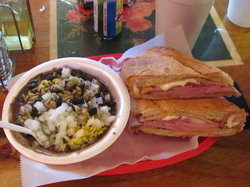 Tampa Style Cubans