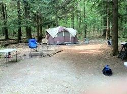 Chenango Valley State Park Campground