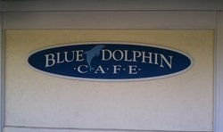 ‪Blue Dolphin Cafe‬