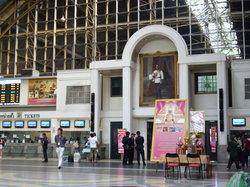 Bangkok Hualamphong Station