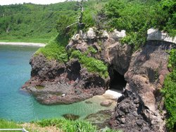 Ganmon Sea-Cave