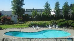 Days Inn, Tacoma - really good pool!