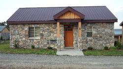 The Delaware cabin