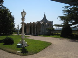 Beylerbeyi-Palast (Beylerbeyi Sarayı)